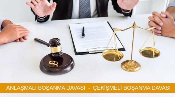 Anlaşmalı Boşanma Davası ve Çekişmeli Boşanma Davası